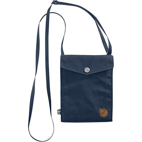 Fjällräven Pocket, Zaino Unisex Adulto Blu - blu