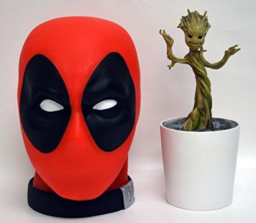 Monograma Marvel Heroes: Banco Figural Baby Groot 3