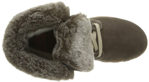Rieker Z0120, Chaussures montantes femme Gris (45 Nubia)