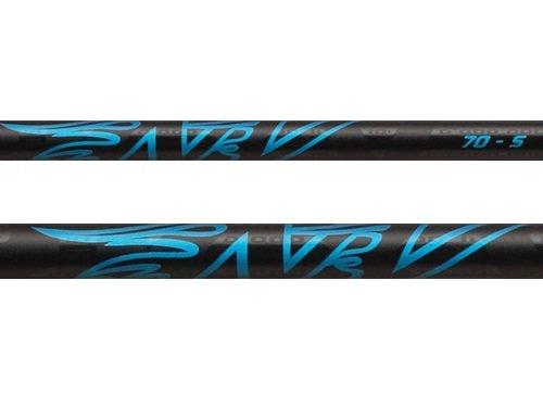 Aldila NV 2KXV Blau 60Treiber Schaft + Adapter & Grip -