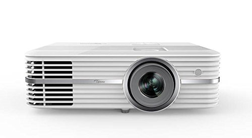 Optoma UHD40 4K DLP Projektor (UHD, 2400 Lumen, 500.000:1 Kontrast) - 3