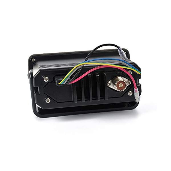 HYS TC-507 VHF Marine Radio IP-X7 Water proof/Buil-in DSC