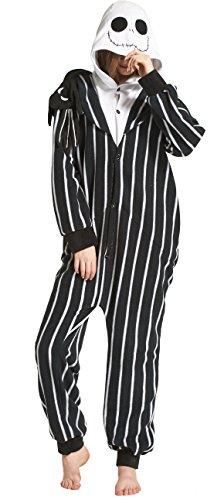 Pajamas Christmas Kostüm Cartoon Cosplay Winter Jumpsuit Kinder Teenager (Halloween Teenager Niedlich Kostüme Mädchen)