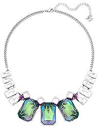 Swarovski Women's Chain with Pendant Crystal 38cm–5266287