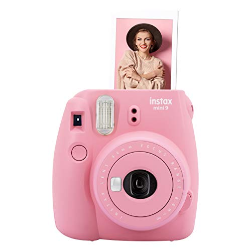 Fujifilm Instax Mini 9 Kamera, blush Rose