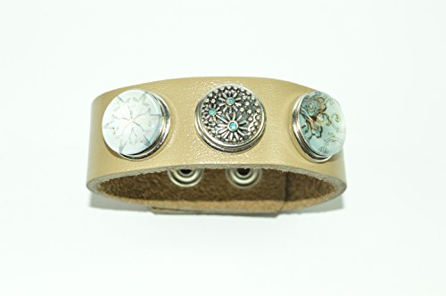 noosa-style-beige-bracelet-with-3-beautiful-snap-buttons-gift-bag-no-1-by-libbys-market-place