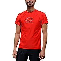 iQ-Company UV 300 - Camiseta Loose Fit, protección UV