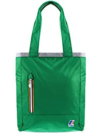 98bec629a8 K-WAY BORSA SHOPPING SMALL K-JERSEY 5A-KK8002 GREEN
