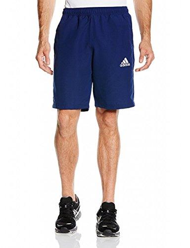 adidas Sportshose Core Woven dunkelblau / weiß