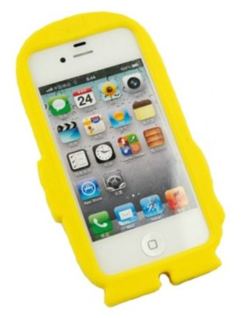 custodia in silicone iphone 4
