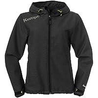 Kempa Jacke Core Softshelljacke - Camiseta de balonmano para mujer, color negro, talla XS