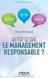 Qu'est-ce que le management responsable ? Confiance, décision, réflexivité