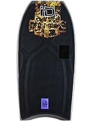 Surf & Sun Bodyboard Púrpura/Negro Talla 37