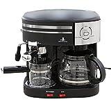 Kaffeemaschine Home Italienisch Halbautomatische Dampfpumpe Druck Typ Milch Schaum Schleifen