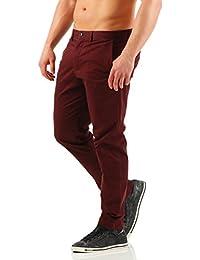 Amazon.es  Slim (Estrechos) - Pantalones   Hombre  Ropa 0fa95d05ea1