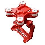 Bescita Neue Kamera Halter mit Gimbal für SYMA X 8 Serie Quadrocopter Drohne Hubschrauber (rot)