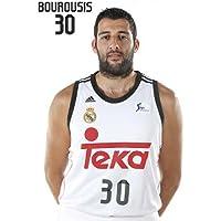Postal Real Madrid Baloncesto Giannis Boroussis