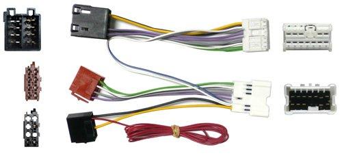 KDX Audio kin065002-Dual Connector for Renault Megane, KOLEOS, Multi-Colour - Best Price