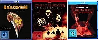 6er John Carpenter Collection - Die besten Horrorfilme - Halloween + The Fog Nebel des Grauens + Fürsten der Dunkelheit + Sie l