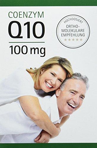 Natura Vitalis Coenzym Q10 - Hochdosiert, 180 Kapseln