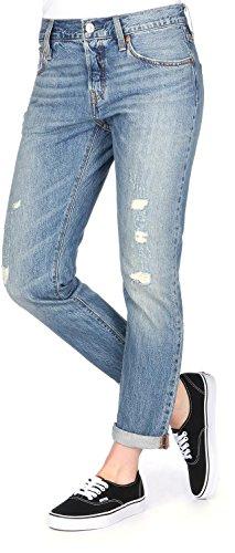Levi 's Jeans 501CT Jeans for Women blau Baby W28L34 - Levis 501 Jeans Womens