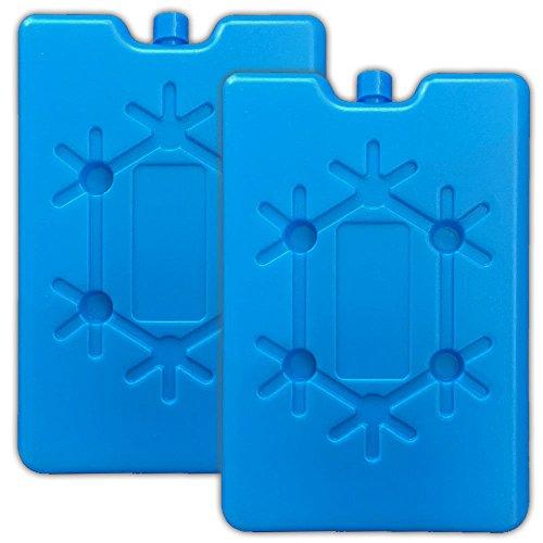 Kühlakku 2 - 4 Stunden vor Gebrauch ins Gefrierfach legen
