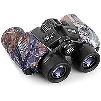 Jumelles de Camouflage Haute Puissance 10x50, télescope d'observation des Oiseaux, Jumelles, Ultra-Clair, Vision Nocturne imperméable à l'eau, adapté à l'extérieur