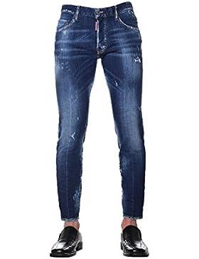Dsquared2 Hombre S71LB0444S30342470 Azul Algodon Jeans
