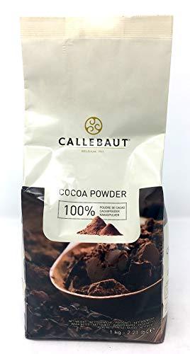 Callebaut - 100% Pure Cocoa Powder 1kg