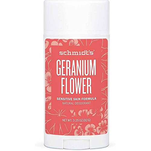 Schmidt's Natural DeodorantTM - Geranium Sensitive