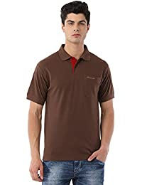 Classic Polo Brown Polo T-Shirt