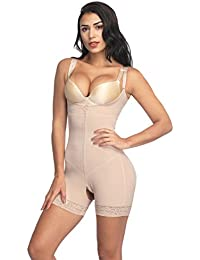 ade40f86a3d Sweetlover Thigh Slimmer Women Hi-Waist Underwear Double Layer Fabric Butt  Lifter Shapewear Trainer Tummy