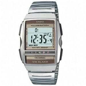 Casio - A220W-1QYUG - Montre Homme - Quartz digitale - Bracelet en métal argent