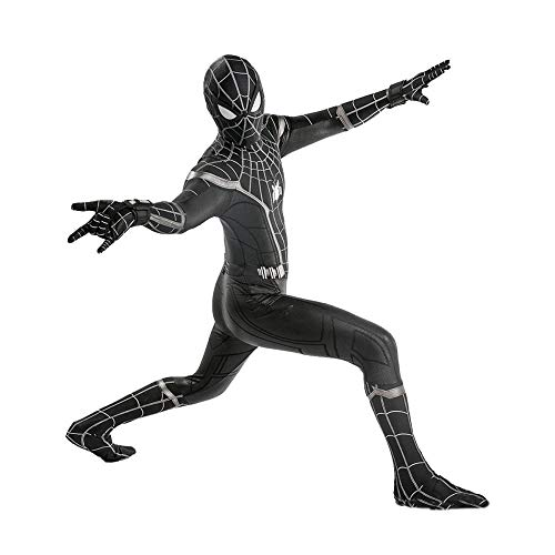 Spiderman Costume Adult Kids Superhelden Kostüme Kinder Erwachsene,Cosplay Anzug,Action Dress Up,Overall Kostüm,Adult-XXXL