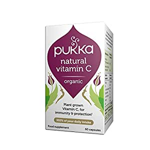 Pukka - Natural Vitamin C - 39g