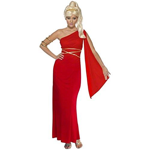 Spassprofi Kostüm Aphrodite Göttin der Liebe Gr. L Kostüm Partykleid Kleid Fasching
