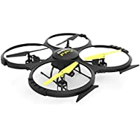 trendy planets® U818A HD FPV WiFi Quadcopter / HD Kamera / Altitude Hold undHeadless Mode, One Button Take Off / Landing