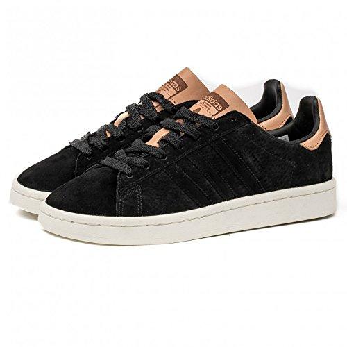 sale retailer 2a165 2f779 adidas Originals Campus W, Core Black-Core Black-Supplier Colour, 8