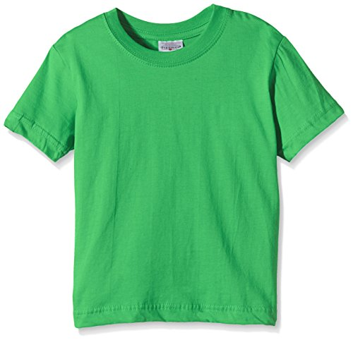 Stedman Apparel Jungen Classic-T/ST2200 T-Shirt, Grün - Kelly Green, 5 Jahre -