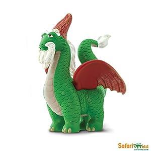 Safari 100068 - Figura de dragón gnomo en Miniatura
