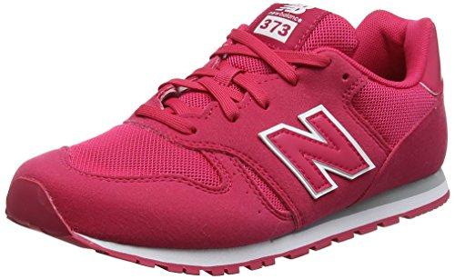 New Balance Unisex-Kinder Kj373y Sneaker, Pink, 40 EU