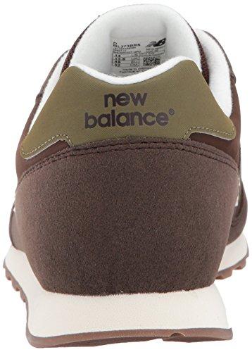 New Balance 373, Sneaker Uomo Brown/Green