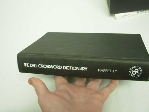 The Dell crossword dictionary par .