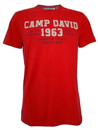camp david herren designer shirt american football xxl. Black Bedroom Furniture Sets. Home Design Ideas