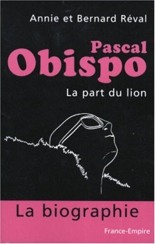 Pascal Obispo : La part du lion