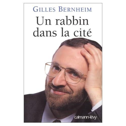Un rabbin dans la cité