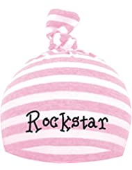 Baby Mütze Rockstar / in 10 Farben und 2 Größen