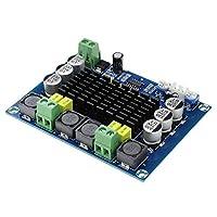 Dual Channel Stereo Sound Amplifier Board 240W High Power Digital Audio Power Amplifier Module