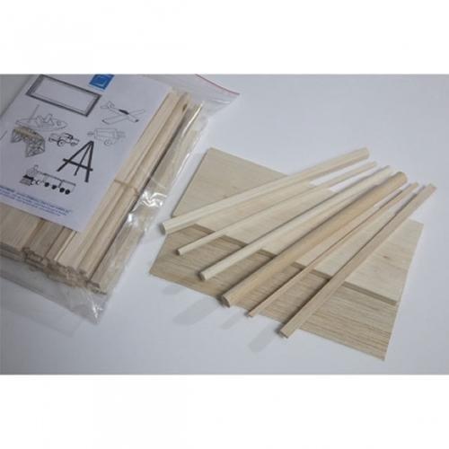 Sg Educación balsakit Kit modelado madera Balsa
