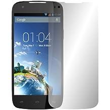 "2 x Slabo protector de pantalla Kazam Thunder Q4.5 lámina protectora de pantalla lámina protectora ""Ultra Transparente"" invisible MADE IN GERMANY"